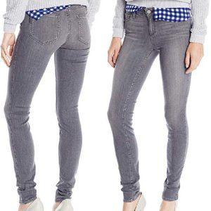 - PAIGE Verdugo Ultra Skinny Grey Stratus Jeans